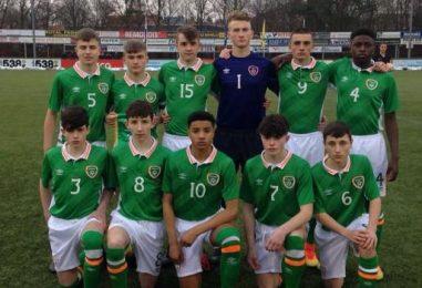Holland 5 Ireland 1