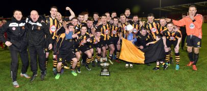 Cobh Wanderers Win The Keane Cup