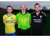 Referee's Report (Denis Cronin)