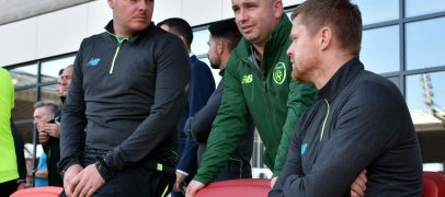 O'Regan: An Exciting Time For Irish Football