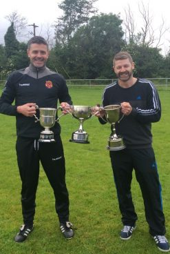 Ryan Targets More Success In The Midleton Hotseat