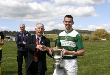 Finn Has Tremendous Respect For Knocknaheeny Celtic