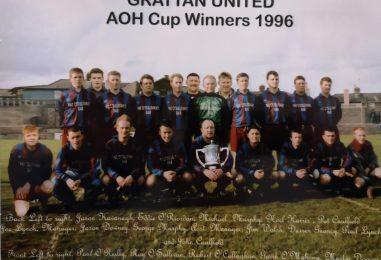 Anthony Hyde – Closing In On 60 Years At Grattan United
