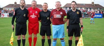 Chris Sheehan: A Referee With A Huge Future In The Game