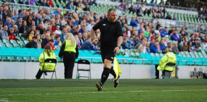 Paul O'Sullivan: Taking Up The Whistle Was A Game Changer For Me