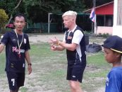 Stephen Neiland Is Lending His Coaching Skills All Over The World