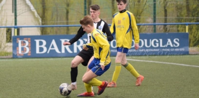 Douglas Hall's Anton Is Expecting A Tight Affair With Killarney In FAI Youth Cup Final