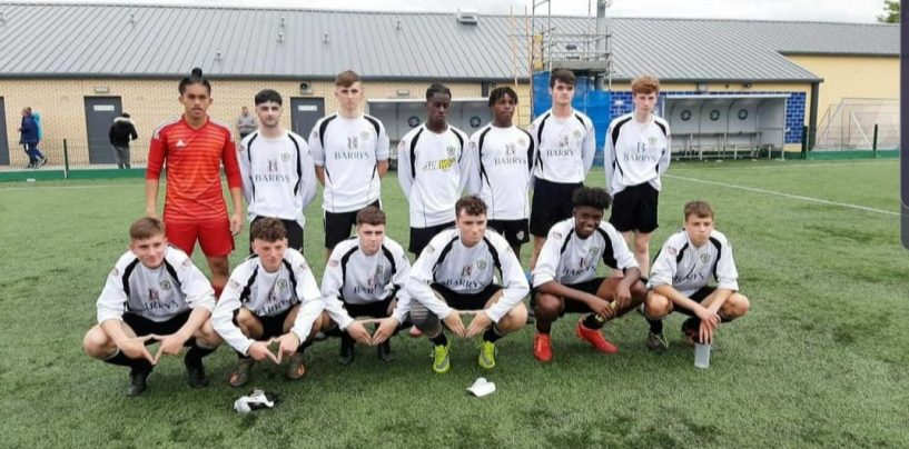 Justin Equaibor: It Would Be Surreal To Win The FAI Youth Cup