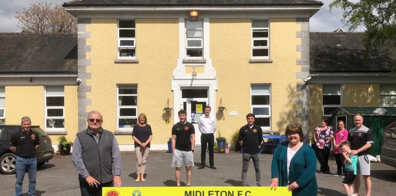 Mossie Horgan: Full Size All Weather Pitch Will Benefit All At Midleton FC