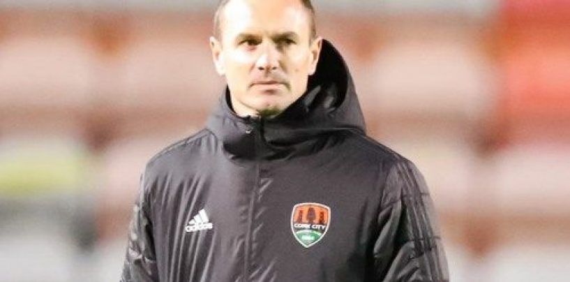 Colin Healy: All Our Attention Is On This Game Against Cobh Ramblers