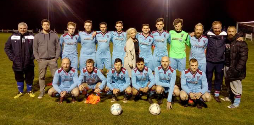 Youghal United Setting Their Sights On Glory In The Munster Senior League