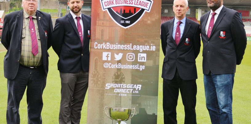 Peter Travers Is A Key Component To The Workings Of The Cork Business League