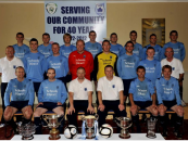 Paddy Scannell Has Given Over 40 Years Of Dedicated Service To Avondale United