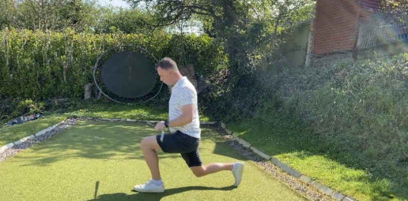 Wayne O'Callaghan: Stretch For Better Golf And Exercises You Can Do At Home