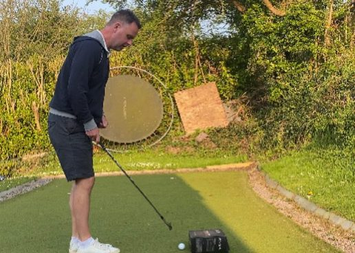 Golf Lessons Have Restarted In The Cork Golf Centre