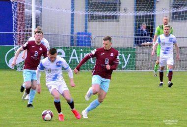 Cobh Ramblers 0 Galway Utd 4