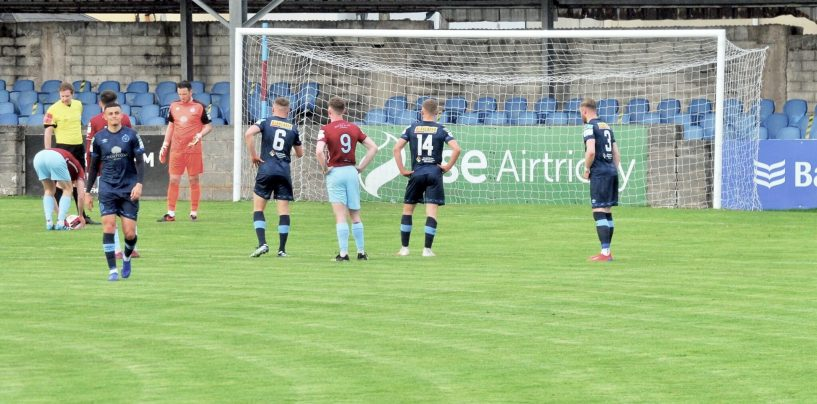 A Bitter Pill To Swallow Despite A Much Improved Cobh Ramblers Performance