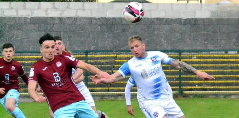 Cobh Ramblers Are In Danger Of Being Cast Adrift In The Race For A Play-Off Spot