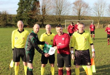 Aidy Buckley Has Enjoyed Every Minute Of His 15 Years With Coachford AFC