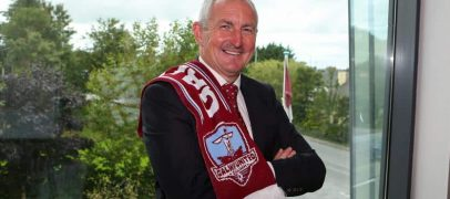 The Madness Of Football And John Caulfield Bringing Galway Utd To Turners Cross