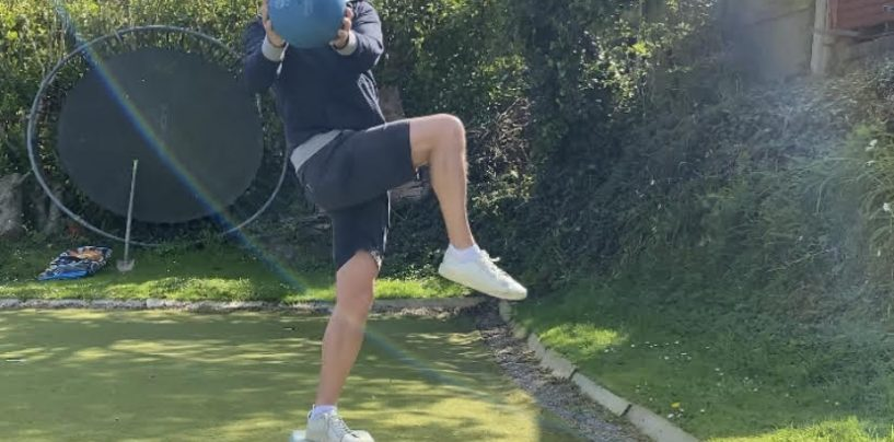 Wayne O'Callaghan: Stretching Is An Integral Part Of Playing Better Golf