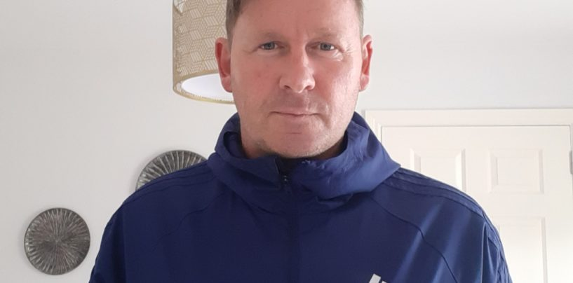 David O'Donovan Has Kinsale AFC Working Hard On The Training Ground