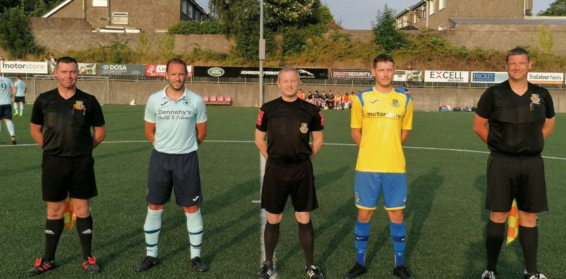 Captain Richard Duggan Is Leading Carrigaline United On And Off The Pitch