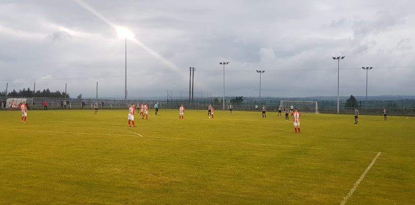 Castleview Edge Out Neighbours St Mary's In Enthralling Cup Tie